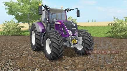 Fendt 716-735 Vario für Farming Simulator 2017
