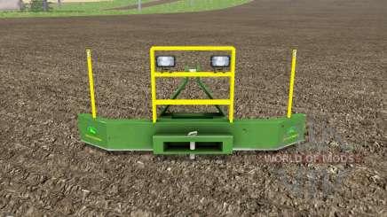 Frontgewicht John Deere pour Farming Simulator 2017