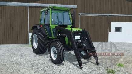 Deutz-Fahr D 6207 C für Farming Simulator 2013