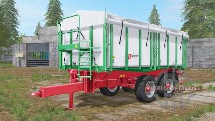 Kroger Agroliner TKD 302 athens gray pour Farming Simulator 2017