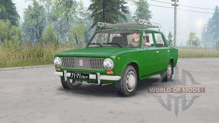 VAZ-2101 Zhiguli pour Spin Tires