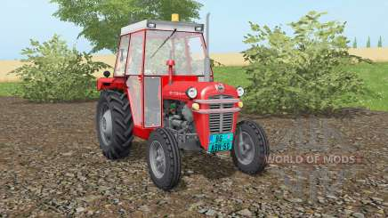 IMT 539 coral red pour Farming Simulator 2017