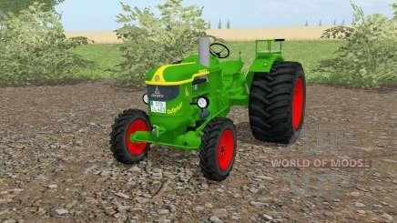 Deutz D 40-islamischen greeꞑ für Farming Simulator 2017