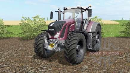 Fendt 930-939 Vario solid pink für Farming Simulator 2017