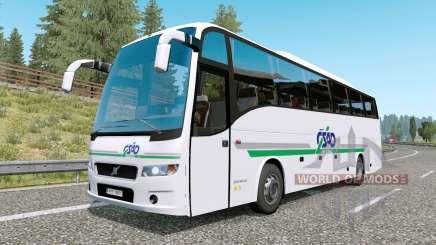 Bus Traffic Pack v8.1 für Euro Truck Simulator 2