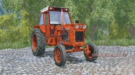 Universal 650 rusty pour Farming Simulator 2015
