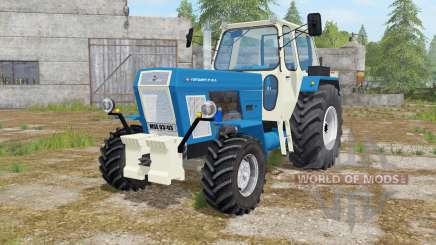 Fortschritt ZT 303-D star command blue pour Farming Simulator 2017