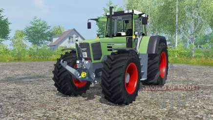 Fendt Favorit 824 turbo shift fruit salaɖ für Farming Simulator 2013