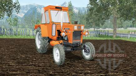 Universal 650 dynamic exhausting system pour Farming Simulator 2015