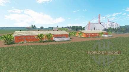 Brasil Sul für Farming Simulator 2015