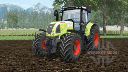 Claas Arion 620 Popel busteɽ für Farming Simulator 2015