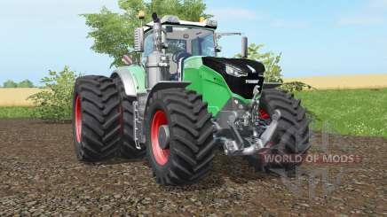 Fendt 1038-1050 Vario double wheels für Farming Simulator 2017