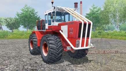 Raba-Steiger 250 carmine pink für Farming Simulator 2013