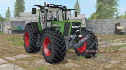 Fendt Favorit 926 Vario sea green für Farming Simulator 2017