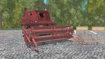 Bizon Super Z056 english red für Farming Simulator 2015