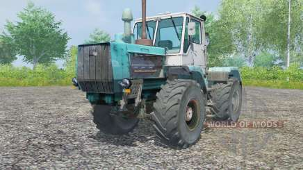 T-150K Farbe Türkis für Farming Simulator 2013