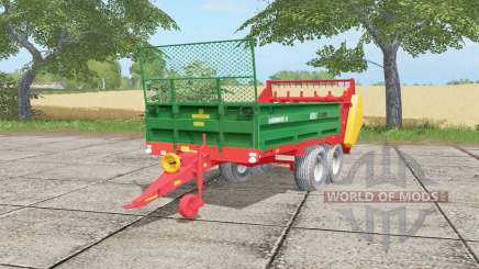 Warfama N218-2 spanish green pour Farming Simulator 2017