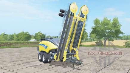 New Holland BigBaler 1290 Nadal R90 telescopic für Farming Simulator 2017