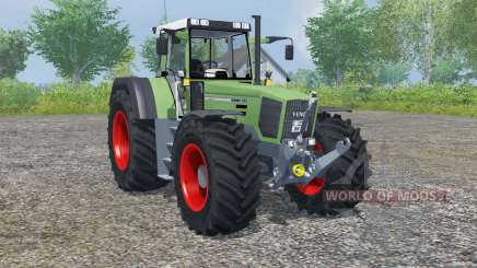 Fendt Favorit 824 Turbosꞕiᶂƭ pour Farming Simulator 2013