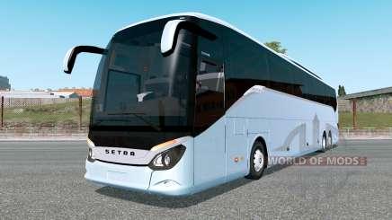 Setra S 519 HD 2014 für Euro Truck Simulator 2