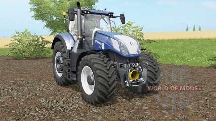 New Holland T7.290&T7.315 Schweren Dutỿ für Farming Simulator 2017