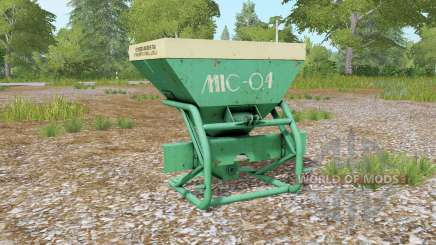 MIC 0.4 pour Farming Simulator 2017