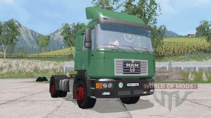 MAN F2000 pour Farming Simulator 2015