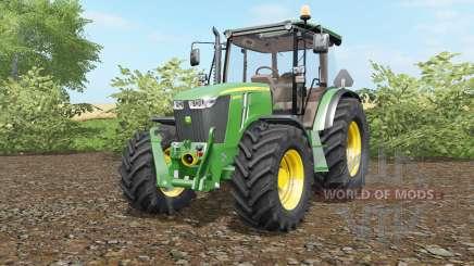 John Deere 5085M FL console pour Farming Simulator 2017