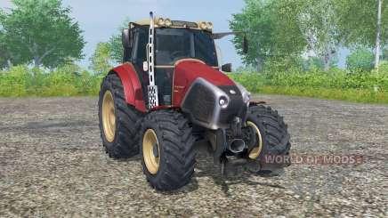 Lindner Geotrac 94 persian red für Farming Simulator 2013