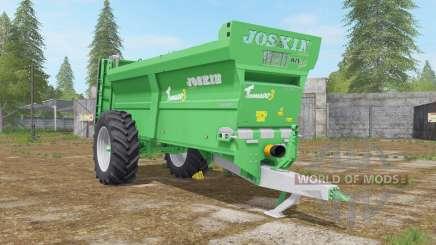 Joskin Tornado3 T6516-19V für Farming Simulator 2017