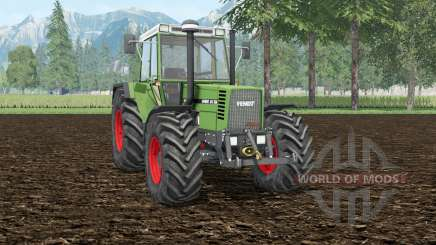 Fendt Favorit 615 LSA Turbomatik E wheel shader für Farming Simulator 2015