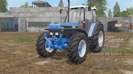 Ford 7840〡8240〡8340 pour Farming Simulator 2017