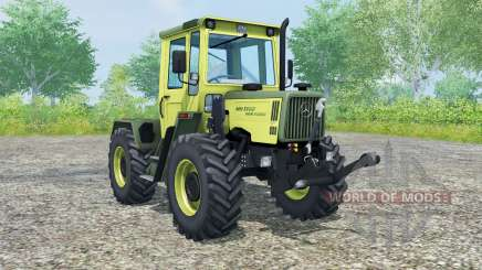 Mercedes-Benz Trac 900 Turbo FL console pour Farming Simulator 2013