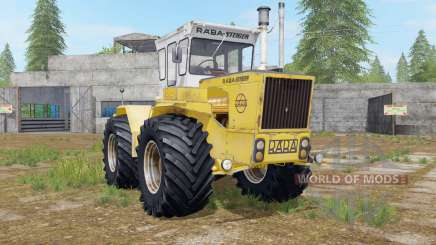 Raba-Steiger 250 minion yellow pour Farming Simulator 2017