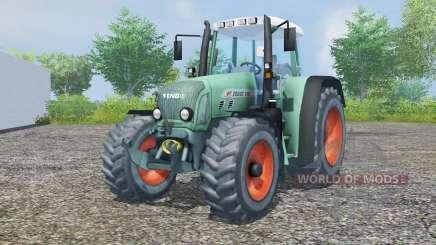 Fendt 716 Vario TMS pearl aqua für Farming Simulator 2013