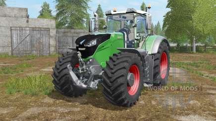 Fendt 1038-1050 Vario pantone green für Farming Simulator 2017