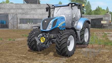 New Holland T6.145〡T6.165〡T6.175 für Farming Simulator 2017