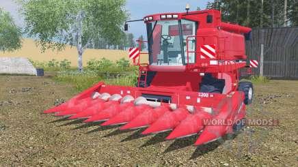 Case IH Axial-Flow 2388 red salsa für Farming Simulator 2013