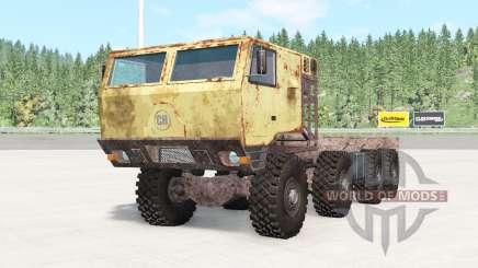 BigRig Truck v1.1.6 für BeamNG Drive