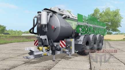 Kaweco Turbo Tanken dark sea green für Farming Simulator 2017