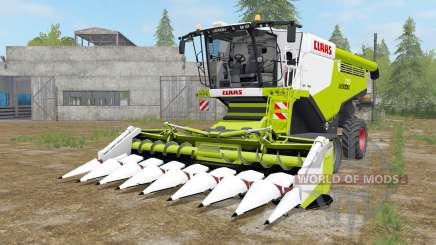Claas Lexion 780 citrus für Farming Simulator 2017
