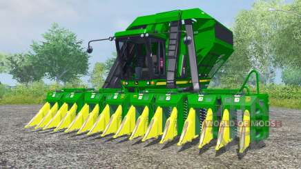John Deere 9950 islamic green pour Farming Simulator 2013
