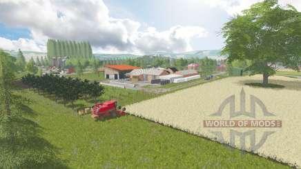 Podravina v4.2 für Farming Simulator 2017