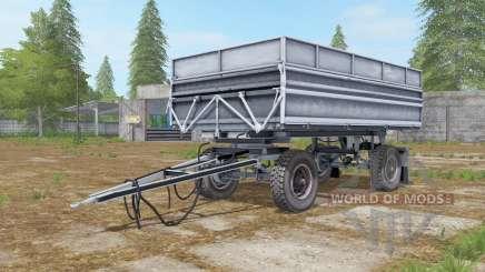 Fortschritt HW 60.11 lavender gray für Farming Simulator 2017