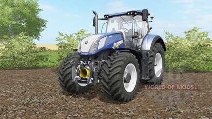 New Holland T7.290&T7.315 Blue Power für Farming Simulator 2017