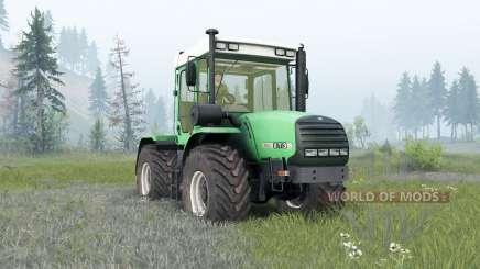 HTZ-17022 vert pour Spin Tires