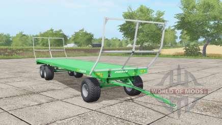 Joskin Wago Pack pour Farming Simulator 2017