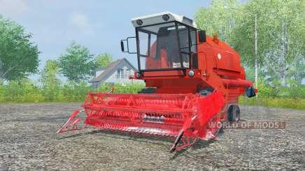 Bizon Rekord Z058 für Farming Simulator 2013