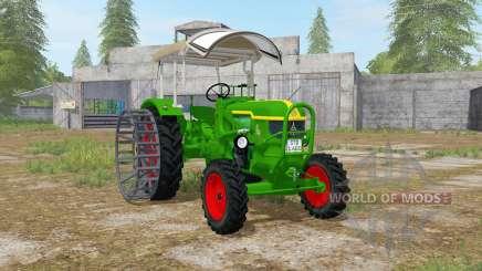 Deutz D 40-islamischen greᶒꞑ für Farming Simulator 2017