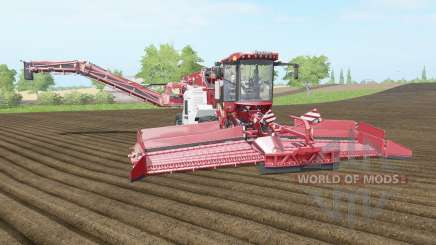 Holmer Terra Felis 2 english vermillion für Farming Simulator 2017